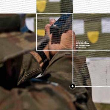 """Artykuł w prasie – """"System szkolenia ogniowego – wyzwania"""""""