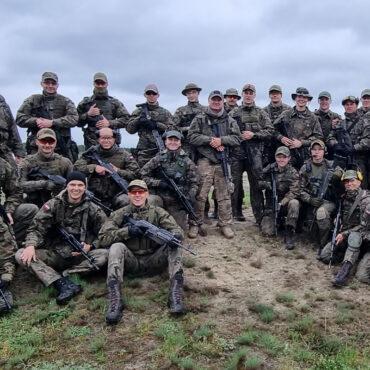Szkolenie BLOS dla przyszłych oficerów Wojska Polskiego